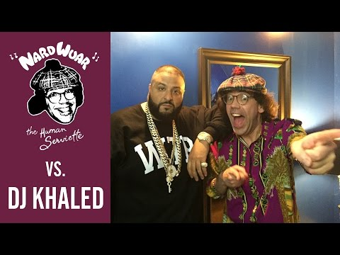 Nardwuar vs DJ Khaled