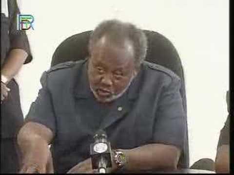 Radio and TV Djibouti - Journal en Somali December 5, 2007