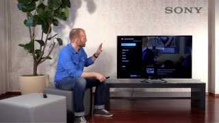 SONY BRAVIA TV - 6 individuelle Einstellungen