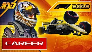 F1 2019 Career Mode Part 17: Bad Moment..