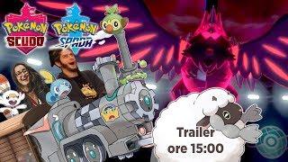 Trailer di Pokémon Spada e Scudo del 16/10 in LIVE!