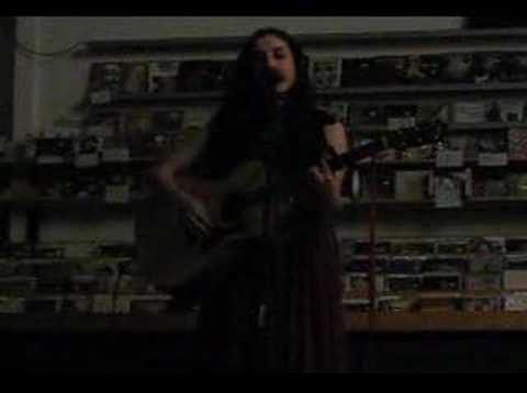 Mexican Summer - Marissa Nadler live at Other Music