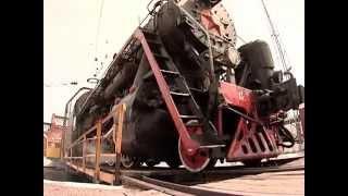 Музей железнодорожной техники на Рижской: 28 из 50 чудес Москвы