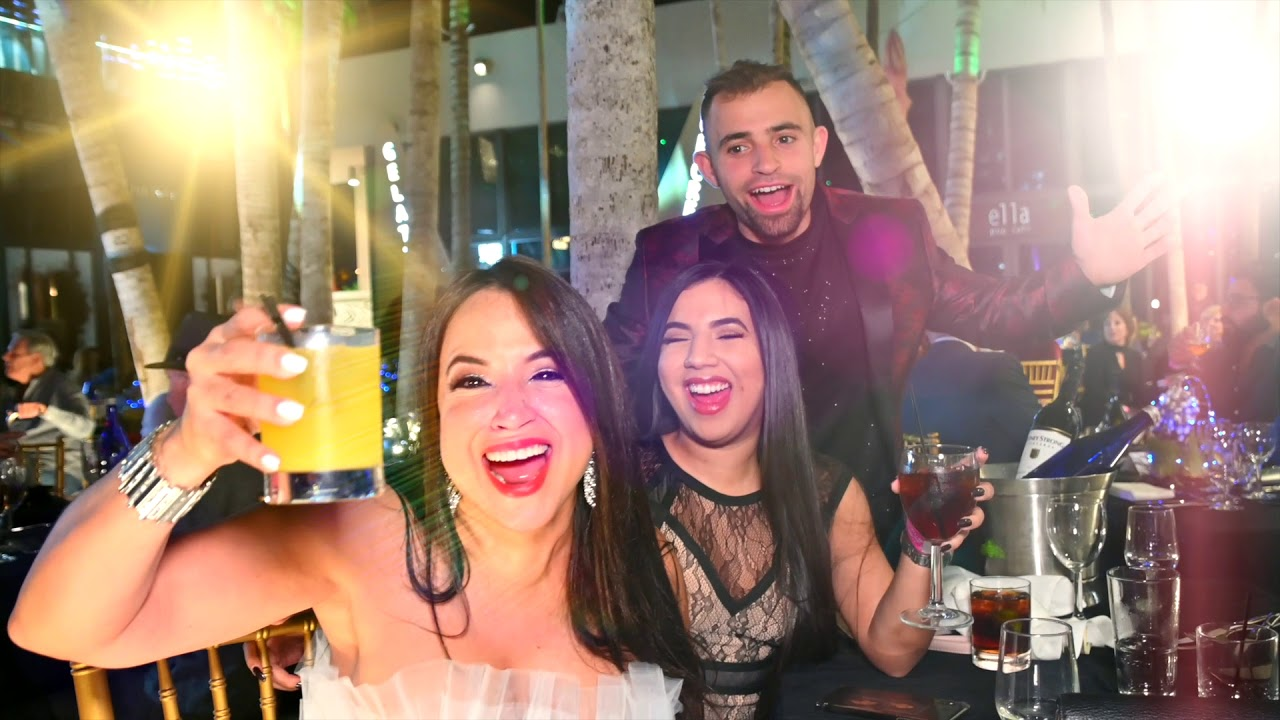 Estefan Kitchen Orlando Celebrates the New Year!