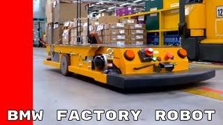 BMW Factory Smart Transport Robot