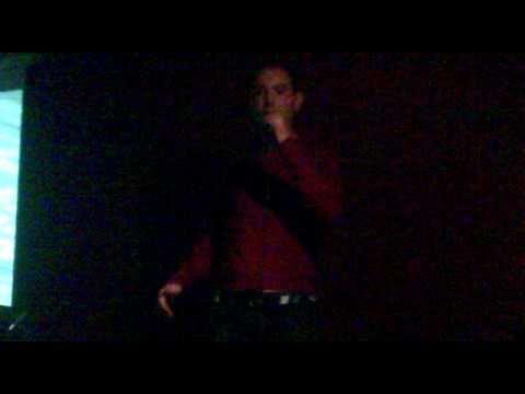 Mediterraneo - Interpreta Jose En El Karaoke Diagonal De Valencia