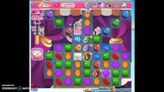 Candy Crush Level 1992 help w/audio tips, hints, tricks