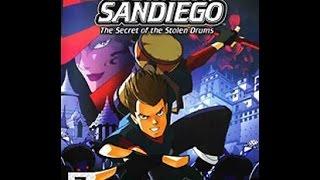 Gaming Saturdays: Carmen Sandiego The Secret of the Stolen Drums