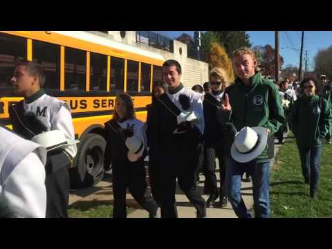 Montville Township High School Marching Band 2015 Season Recap