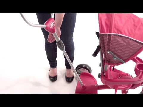 Radio Flyer - The Ride & Stand Stroll 'N Trike - French | Toys R Us Canada