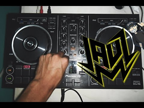 Best Bass House  Jauz Live Mix   Pioneer DDJ-RB