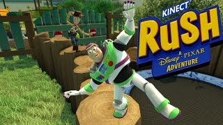 Kinect Heros Toy Story Gameplay Xbox 360 2012