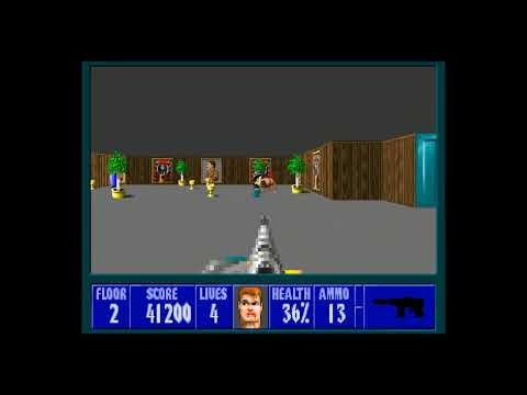 Wolfenstein 3D |
