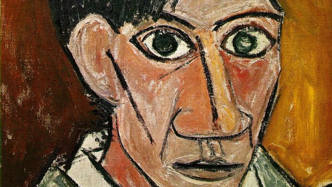 Super Une Vie, une œuvre : Pablo Picasso (1881-1973) - YouTube NZ05