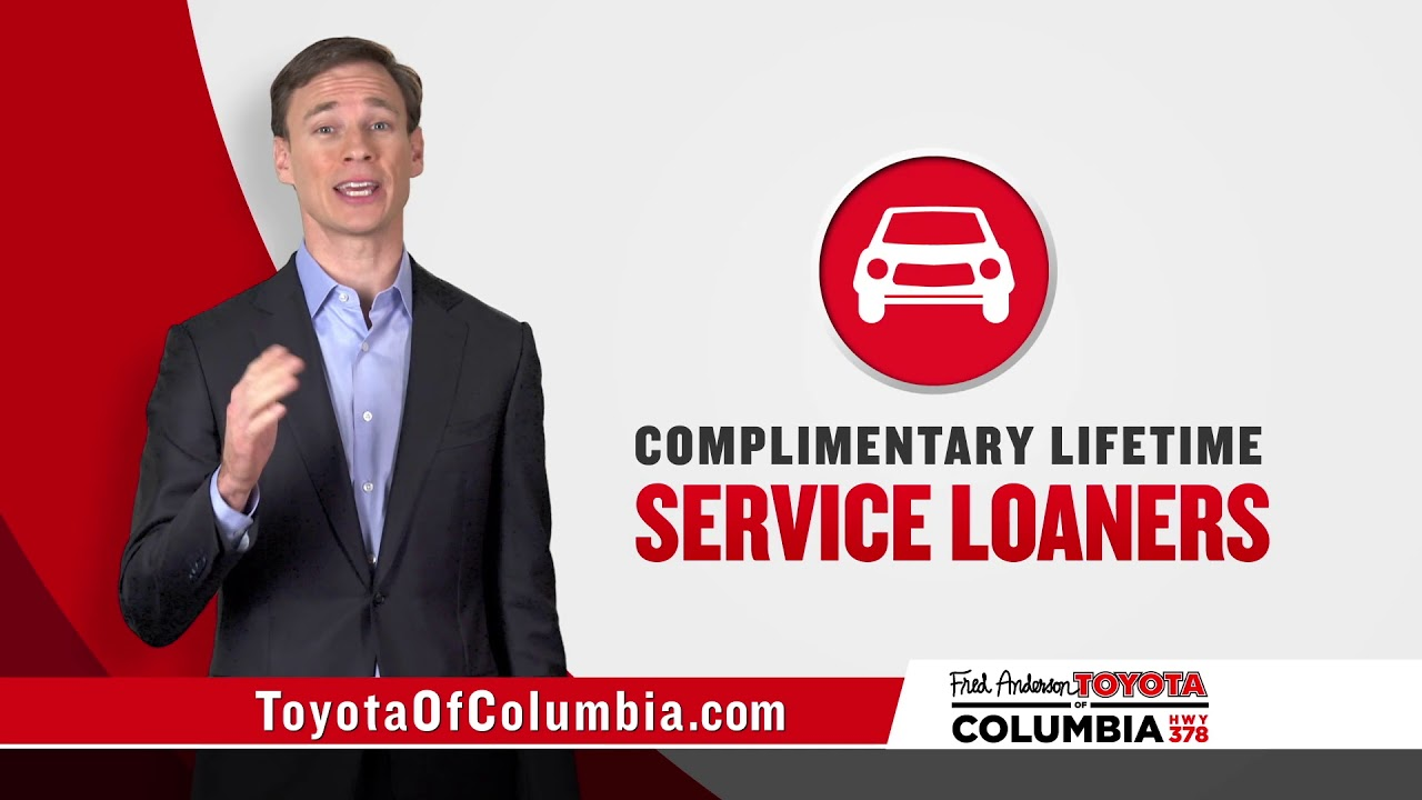 Fred Anderson Toyota Of Columbia Family Plan Generic
