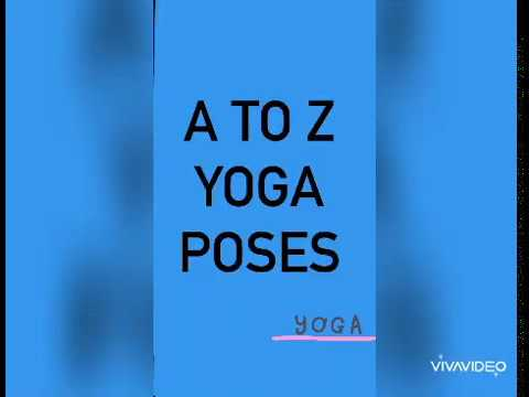 """""""a to z yoga poses"""" """"yoga day special"""" kids yoga  youtube"""
