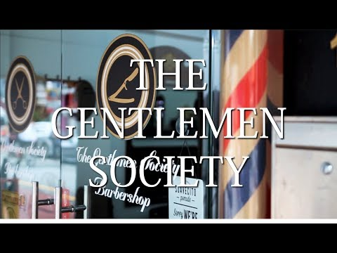 The Gentlemen Society SINGAPORE | Quincy Hair & Body Mist #003 / Premium Pomade Original Review