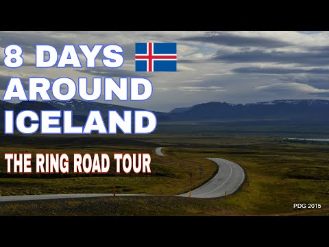 Iceland Ring Road Tour 08 2015