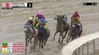 Laurel Park 2 27 2021 Replay Show