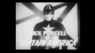 Captain America Serial 1944 - Trailer