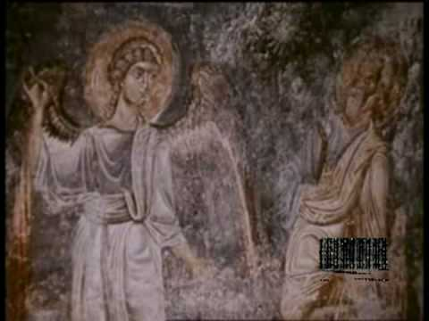 Medieval Frescos in Macedonia (1957) - Macedonian documentary movie