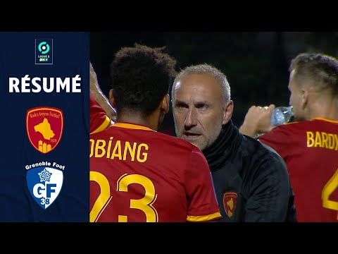 Rodez Grenoble Goals And Highlights