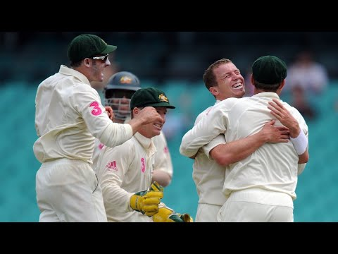 From the Vault: Every wicket from day five, 2009 SCG Test