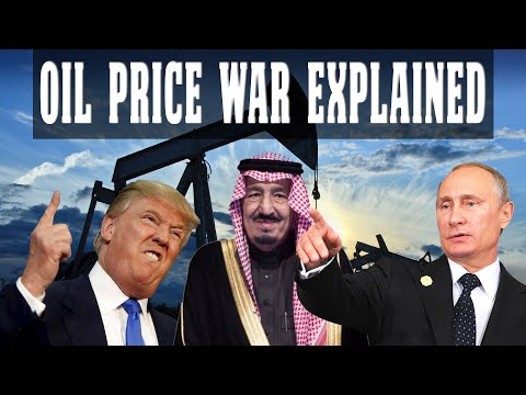 Oil Price War 2020 Explained That Crashes Down To -$40 Per Barrel