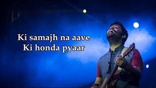 Ki Honda Pyaar Lyrics | Jabariya Jodi | Arijit Singh |