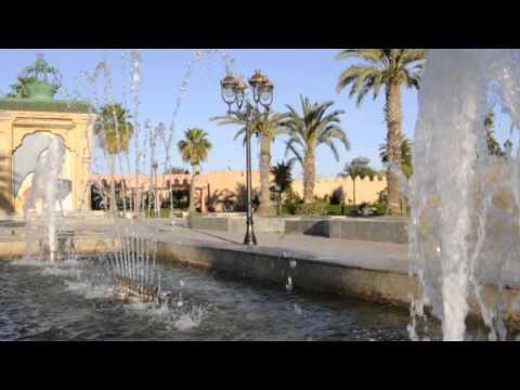 أجمل فيديو لقلعة السراغنة El kelaa des sraghna