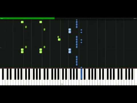 Jay Z  Can I get a Piano Tutorial Synthesia  passkeypiano