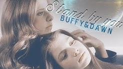 buffy & dawn; if your wings are broken, please take mine