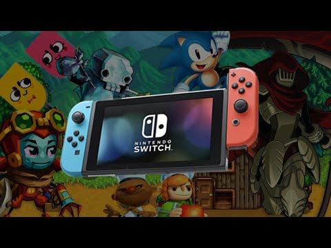 Топ 10 игр на Nintendo Switch. Лучшие игры на свитч не от нинтендо.