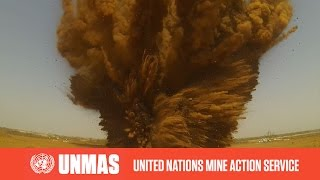 Mali - Mine Action is Humanitarian Action