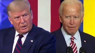 Trump Retweets Fake Video of Biden Saying 'F*** the Police'