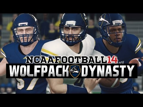 NCAA Football 14 - Illinois Tech Dynasty Ep. 1 - Introduction & Be A Recruit!
