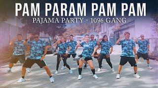 Pam param pam pam - Pajama Party | Tiktok Viral | Jonel Sagayno Remix Zumba Dance Fitness | BMD Crew
