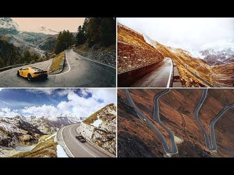Download Why Europe has some of the world's greatest driving roads