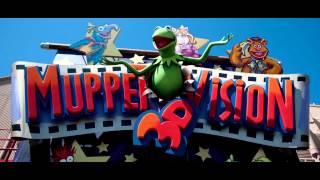 Muppet Vision 3D Area Music Loop