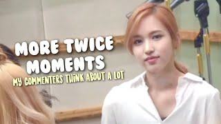 Download more TWICE moments my commenters think about a lot Mp3 and Videos