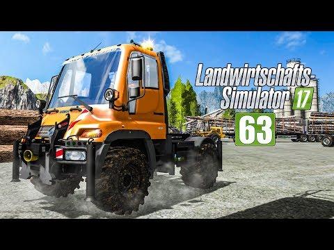 LS17 Forst #63 - Neues XXXL-Roadtrain Projekt ist da! I LANDWIRTSCHAFTS-SIMULATOR 17 FORST-Projekt