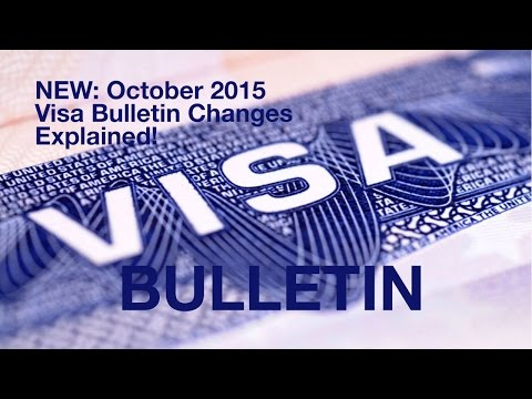 October 2015 Visa Bulletin: Amazing New System and possible early 485 filings!