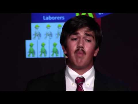 Youth unemployment | Joel Martinez | TEDxWhitneyHigh