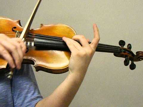 POLISH DANCE by Severn, AMAZING ANTIQUE 3/4 SIZE GERMAN VIOLIN, AWESOME SOUND,  SOLO