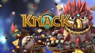 Playstation 4 Longplay [027] Knack (part 1 of 5)