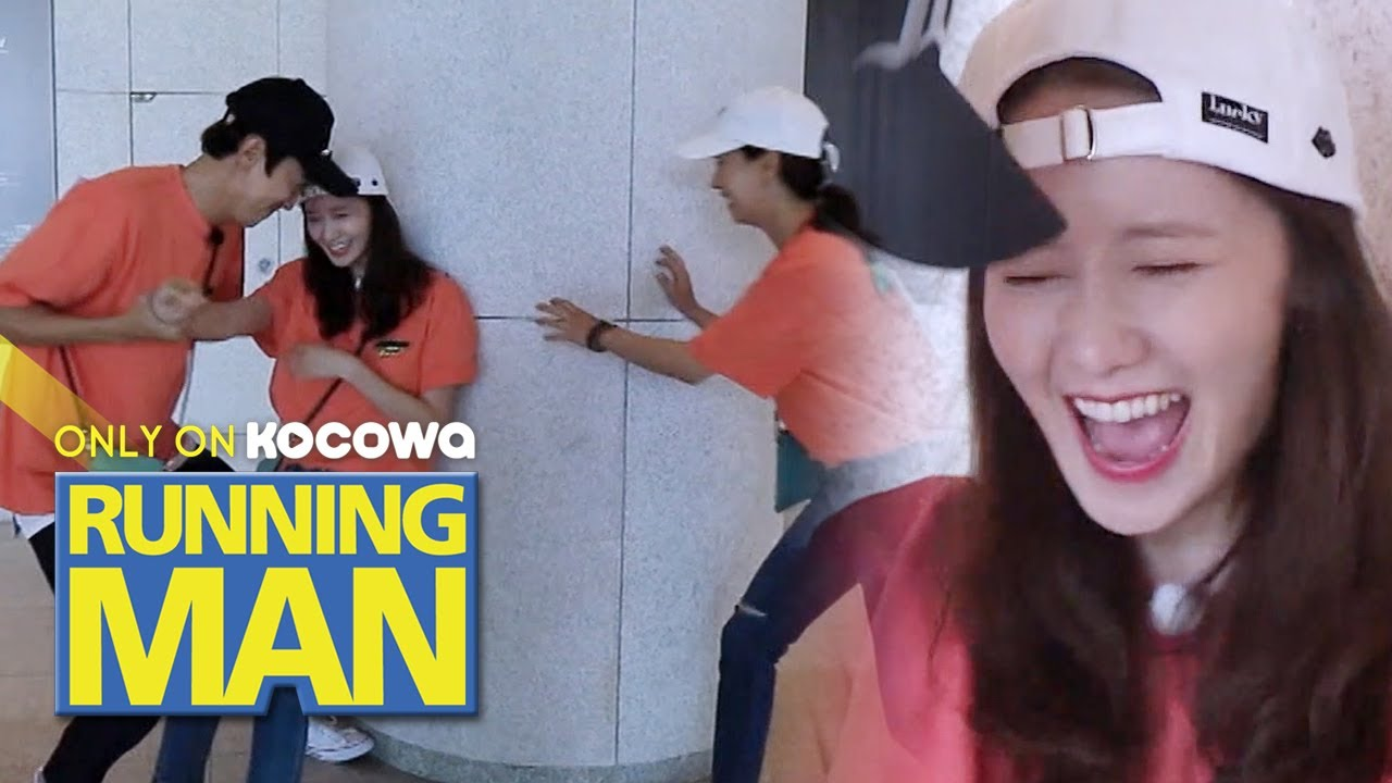 "Lee Kwang Soo ""Can you turn up the volume for Yoon A's voice?"" [Running Man Ep 460]"