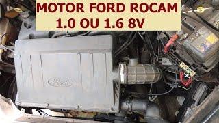 Como melhorar o desempenho do motor Ford Rocam 1.0 ou 1.6 (Ka, Fiesta e Ecosport)
