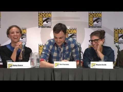 Comic Con 2011 - The Big Bang Theory Panel