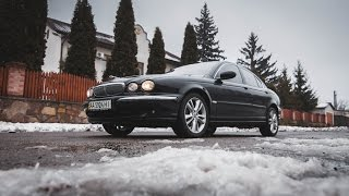 Jaguar X-Type Тест-Драйв (PRO100Drive_UA)