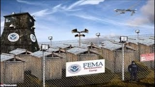 WARNING! FEMA Camps R Being FILLED In U.S. RIGHT NOW! Will YOU Be Next???